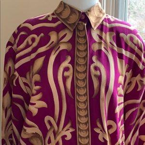 🔴 Vintage Mondi blouse